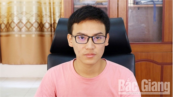 Dương Quang Thanh: Giải Nhất cuộc thi sáng tạo trẻ