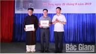Gặp mặt các làng quan họ và câu lạc bộ ca trù tỉnh Bắc Giang