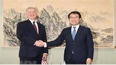 Đặc phái viên Mỹ và Hàn Quốc thảo luận nối lại đàm phán hạt nhân với Triều Tiên