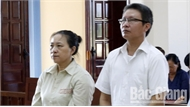 Ngày thứ hai xét xử nguyên Trưởng Phòng LĐ-TB&XH huyện Yên Dũng cố ý làm trái quy định gây hậu quả nghiệm trọng