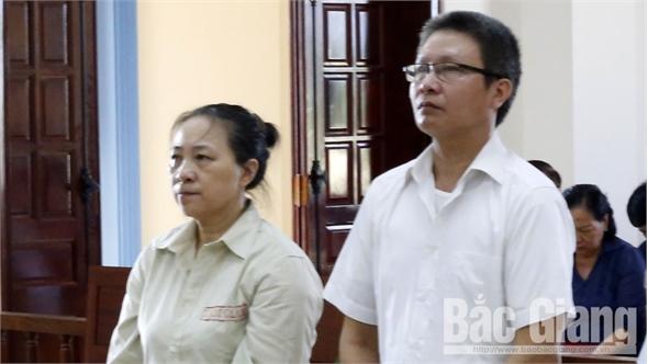 Ngày thứ hai xét xử vụ cố ý làm trái quy định ở Yên Dũng: Các bị cáo không thừa nhận hành vi phạm tội