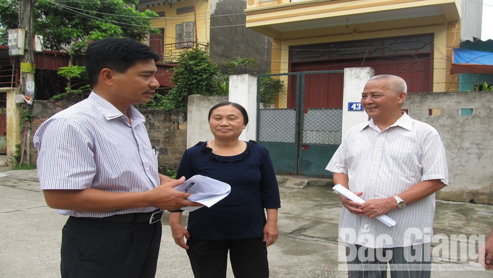 Bồi dưỡng nghiệp vụ dân vận cho 200 cán bộ cơ sở