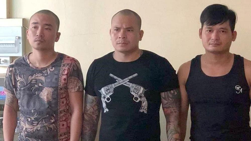 Khởi tố Quang Rambo và 4 đàn em về tội Cưỡng đoạt tài sản