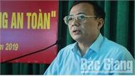 Lạng Giang: 60 lái xe ký cam kết bảo đảm an toàn khi đưa trẻ đến trường
