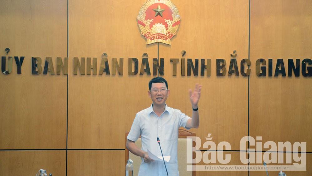 Bắc Giang, thống nhất nội dunng, tuần văn hóa-du lịch, năm 2020