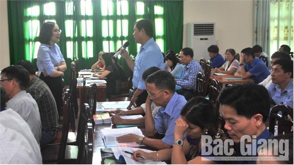 Bồi dưỡng nghiệp vụ phổ biến, giáo dục pháp luật, hòa giải ở cơ sở