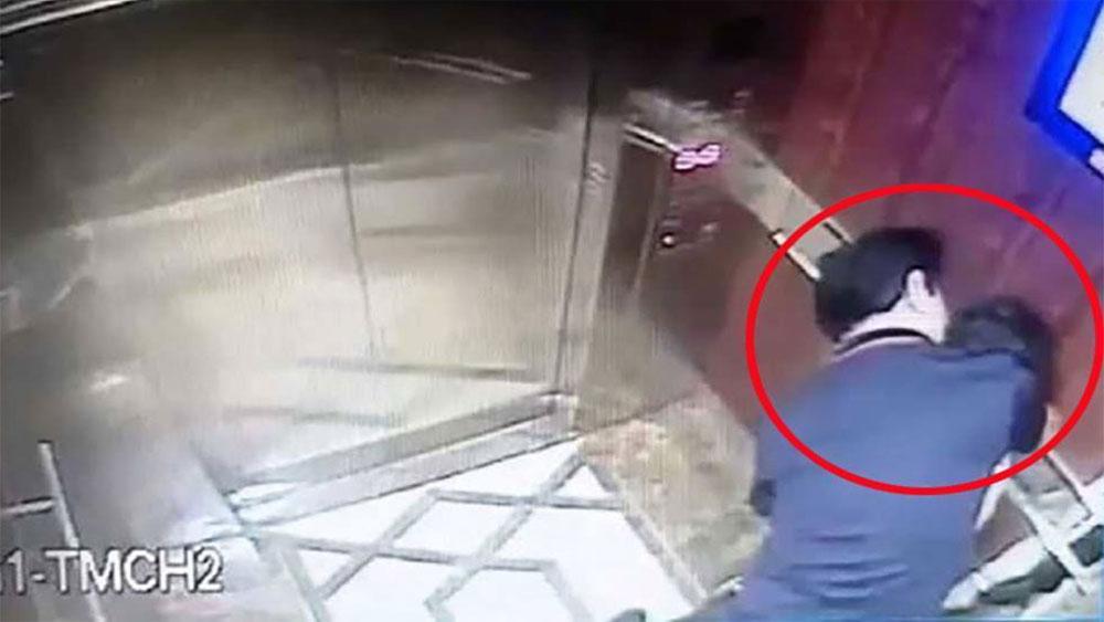 Cựu Viện phó Nguyễn Hữu Linh, hầu tòa lần 2, dâm ô bé gái trong thang máy