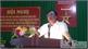 Đồng chí Nguyễn Công Thức, Ủy viên Ban Thường vụ Tỉnh ủy, Trưởng Ban Tổ chức Tỉnh ủy tiếp xúc cử tri tại xã Bình Sơn