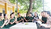 Đại úy Nguyễn Công Chức và những khúc tình quê