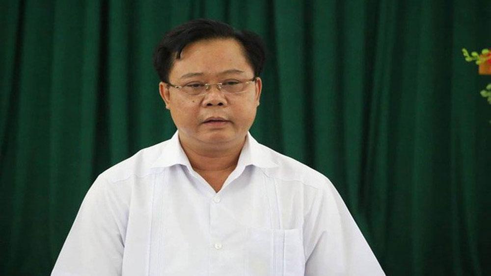 Kỷ luật, cảnh cáo, ông Phạm Văn Thủy, Phó Chủ tịch UBND tỉnh Sơn La