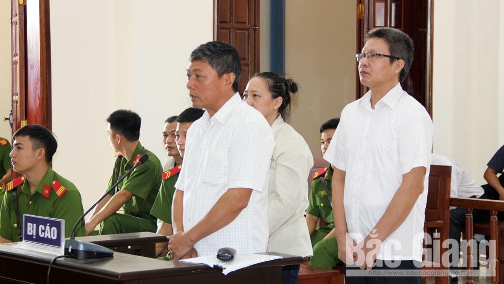 Nguyễn Tiến Duẩn, cán bộ huyện, Phòng Lao động, Thương bin và Xã hội huyện Yên Dũng