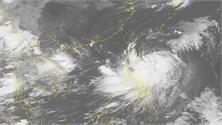 Bão Bailu ngay gần biển Đông mạnh lên, giật cấp 12