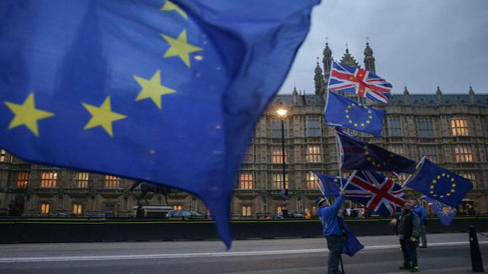 Vấn đề Brexit, EU, thống nhất lập trường, vụ ly hôn với Anh