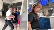 """Cấm bay một năm nữ công an """"mạt sát"""" nhân viên sân bay"""