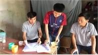 Đại học Thương Mại hỗ trợ nam sinh Bắc Giang bố mất sớm, mẹ tâm thần