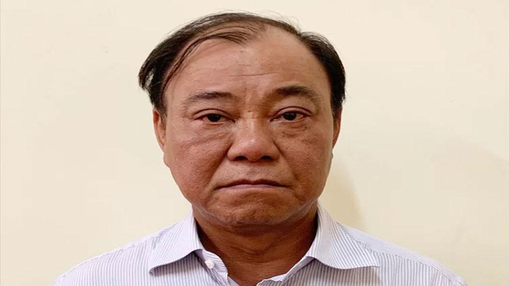 Ông Lê Tấn Hùng, bị khởi tố, tội tham ô, Nguyễn Thị Thúy , Trần Văn Trường