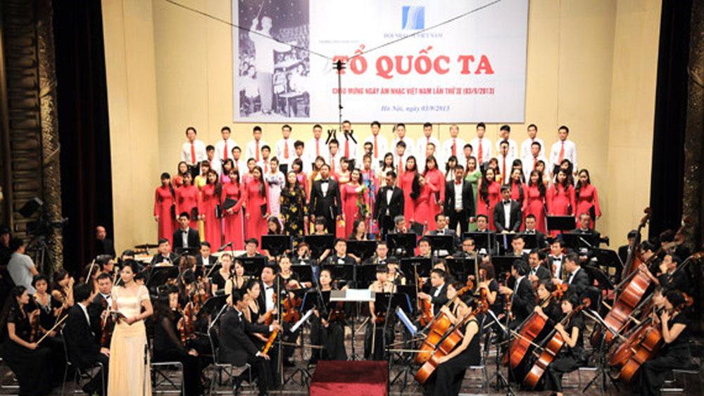 Music programme to celebrate Vietnam Music Day