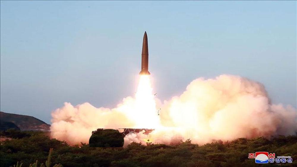 Triều Tiên, thông báo, thử nghiệm thành công, vũ khí mới
