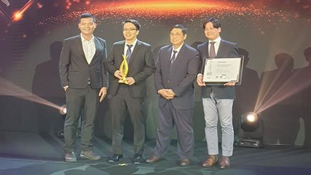 Vietnam's best developers honoured in awards programme