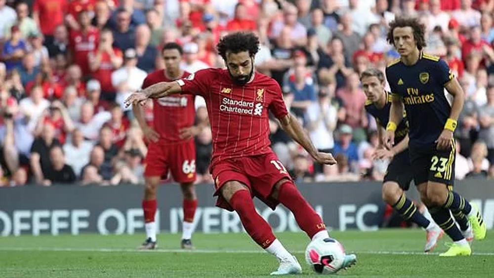 Liverpool, Arsenal, Mohamed Salah