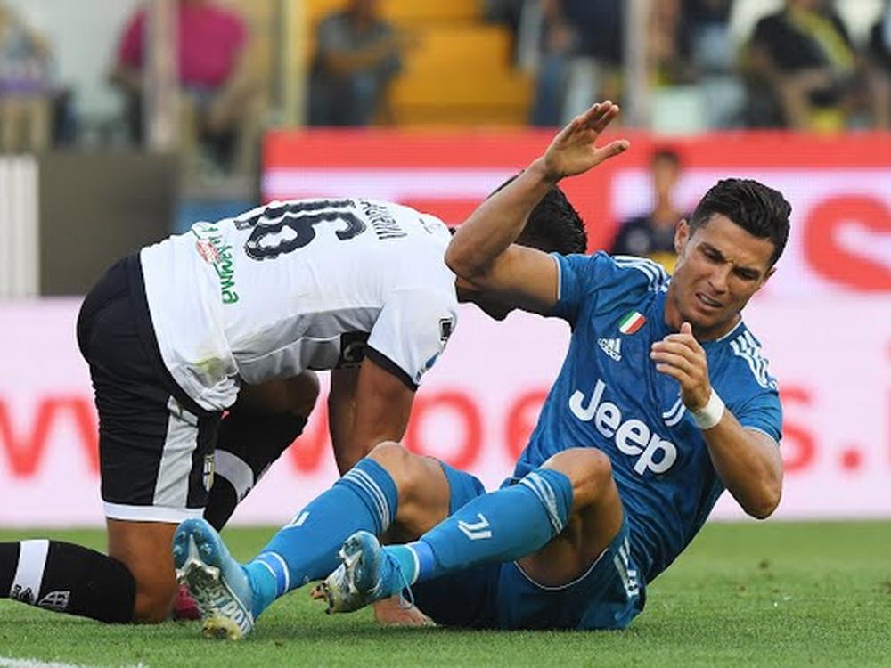 Kết quả Parma 0-1 Juventus, Parma 0-1 Juventus, tường thuật Parma 0-1 Juventus, video Parma 0-1 Juventus, ronaldo