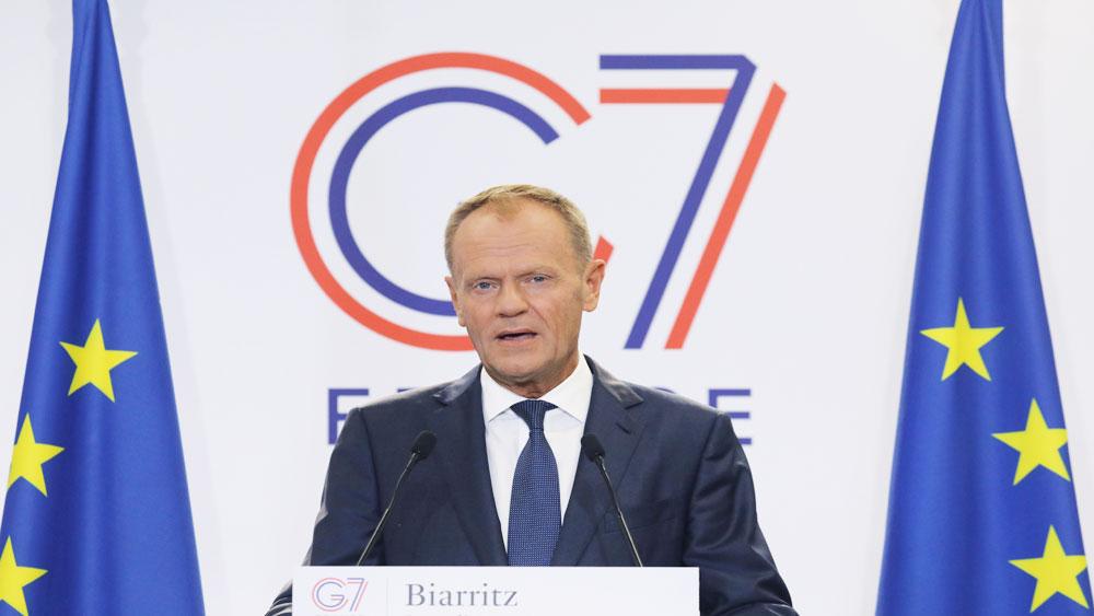 Hội nghị thượng đỉnh G7, Tổng thống Pháp, cảnh báo, căng thẳng thương mại, chịu tổn thất