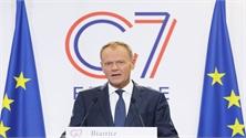 Hội nghị thượng đỉnh G7: Tổng thống Pháp cảnh báo căng thẳng thương mại khiến tất cả các bên chịu tổn thất