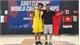 Nguyễn Thị Đào giành Huy chương Vàng giải vô địch đá cầu thế giới tại Pháp