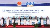Khởi công xây dựng Trường Đại học FLC tại Quảng Ninh