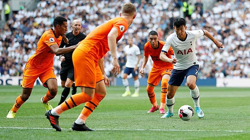 Tottenham, Newcastle, Ngoại hạng Anh, Son Heung-min