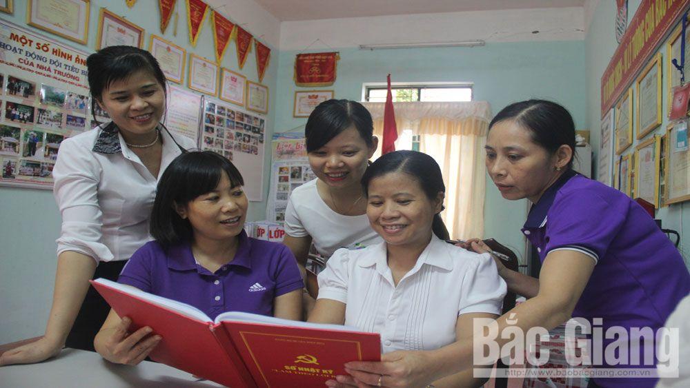 Chủ tịch Hồ Chí Minh,  học tập và làm theo tư tưởng, đạo đức, phong cách Hồ Chí Minh, điển hình tiên tiến, Bắc Giang