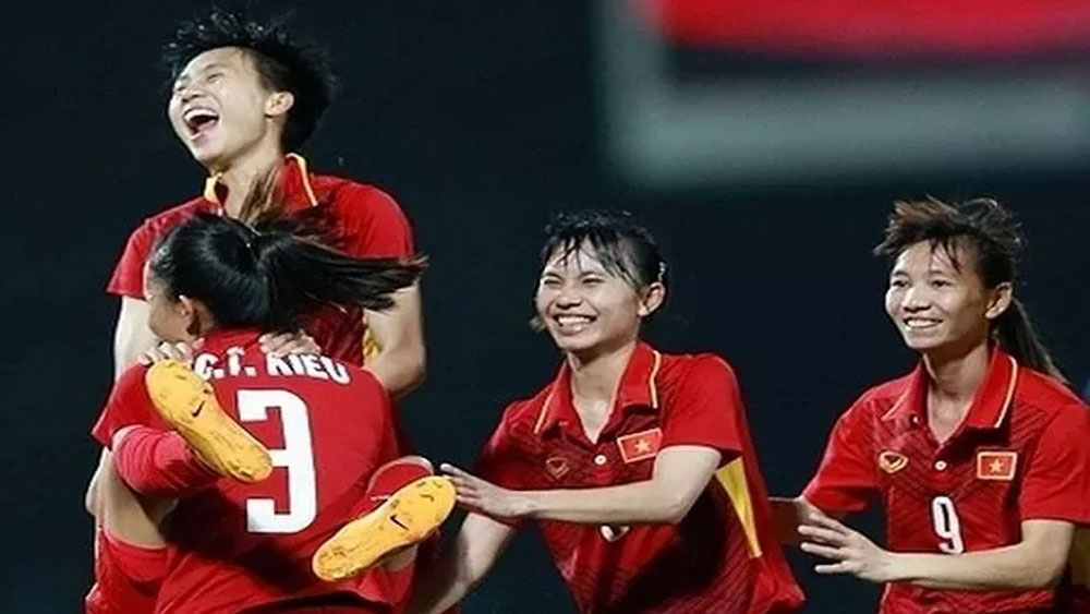 Vietnam, final round, AFF women's football champs, first semi-final match, ASEAN Football Federation, Women's Championships