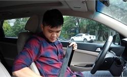 Những sai lầm khi thắt dây an toàn của người mới đi ôtô