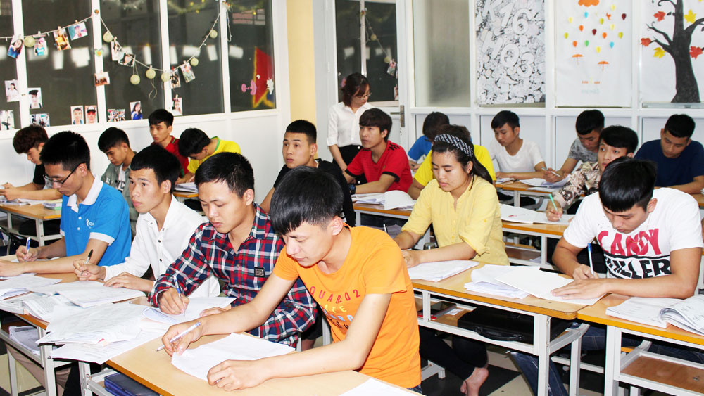 ICO Bắc Giang dẫn đầu tỉ lệ đỗ kỳ thi EPS-TOPIK trên toàn tỉnh