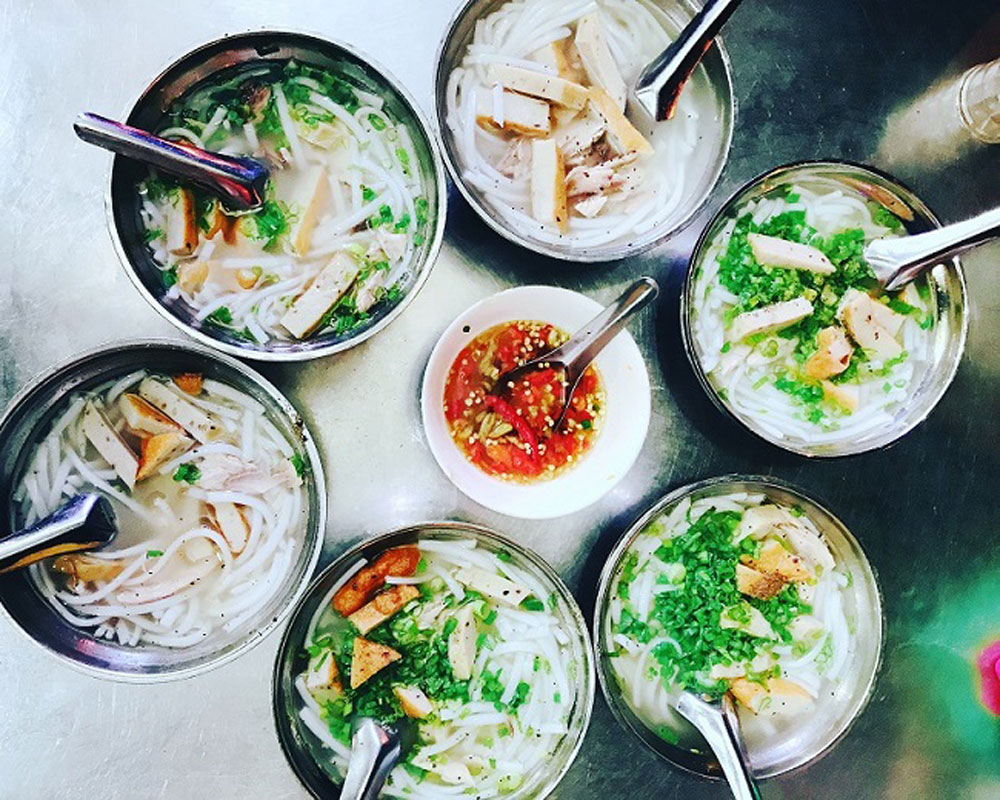 Fish cake noodles, Phan Rang speciality, pristine beaches, white sheep herds, culinary