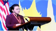 Chủ tịch Quốc hội nêu vấn đề biển Đông tại AIPA 40