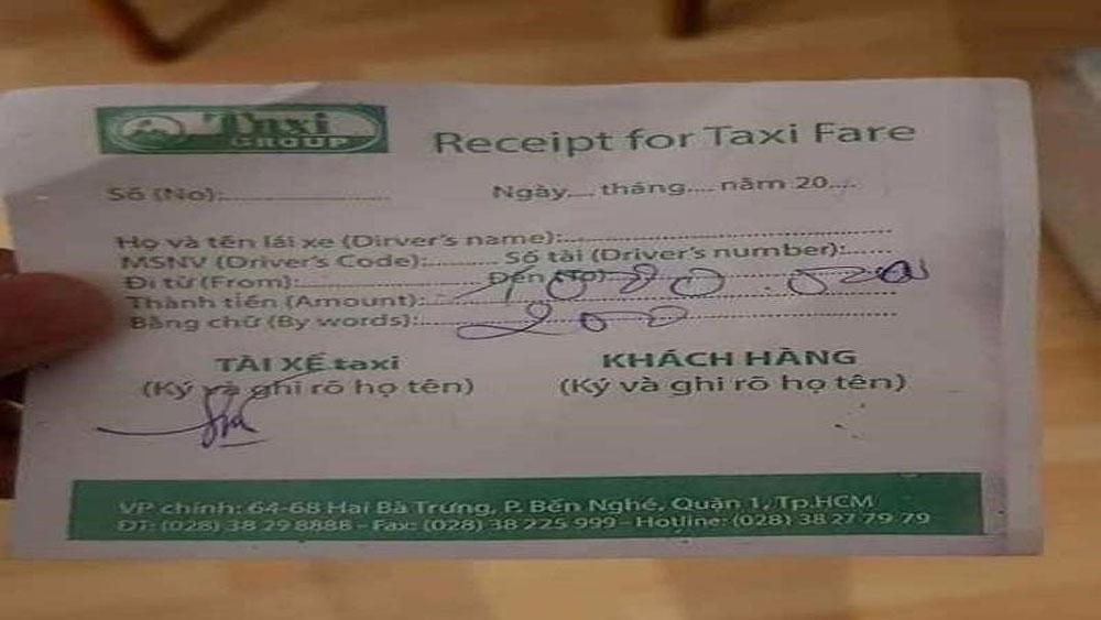 """Khách Ấn Độ đi taxi 8km từ sân bay Tân Sơn Nhất bị """"chặt chém"""" 1,2 triệu đồng"""