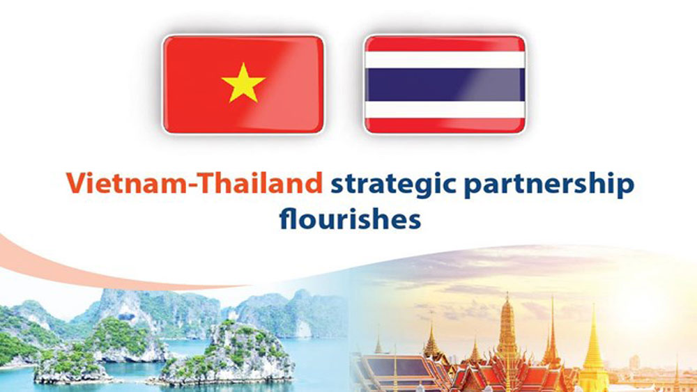 Vietnam-Thailand strategic partnership flourishes