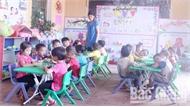 Bắc Giang: Gần 250 tấn gạo hỗ trợ học sinh dân tộc thiểu số