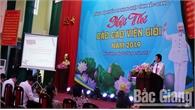 Bắc Giang: 25 thí sinh sẽ tham dự hội thi báo cáo viên giỏi cấp tỉnh