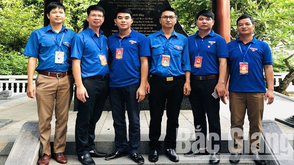 Bac Giang province has 7 national young outstanding party members