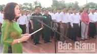 """Huyện Tân Yên tuyên dương 85 điển hình tiên tiến học tập, làm theo Bác và phong trào thi đua """"Dân vận khéo"""""""