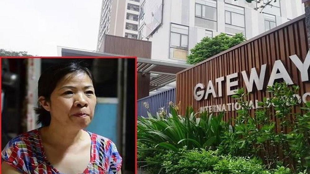Vụ bé trai Trường Tiểu học Gateway tử vong, Khởi tố, bị can Nguyễn Bích Quy, tội vô ý làm chết người, ông Doãn Quý Phiến