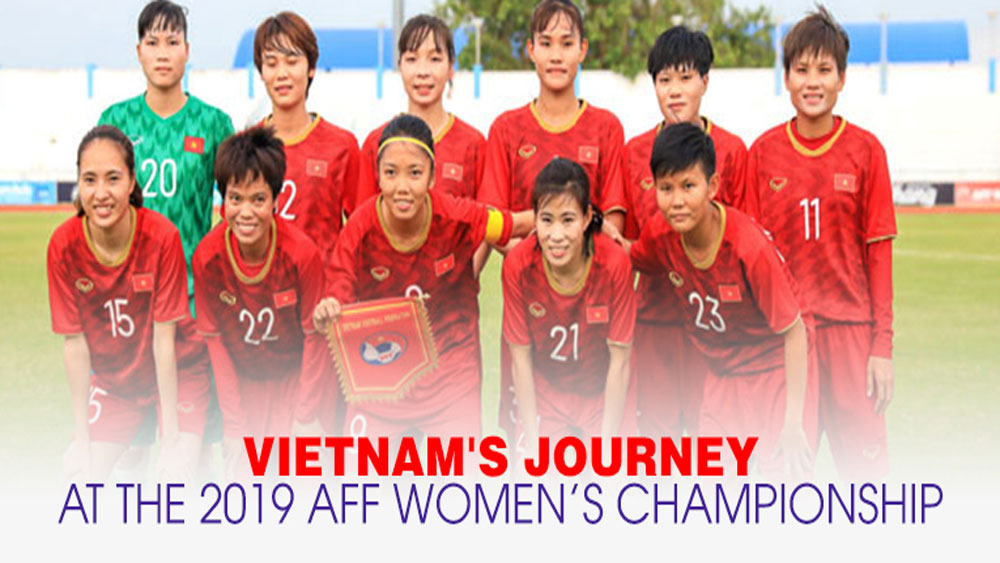 Vietnam's journey to AFF Women's Championship 2019 final