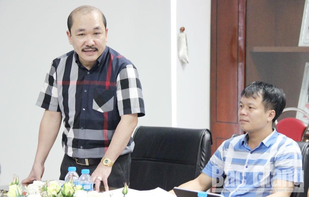 Bắc Giang, hạn chế, thu hút đầu tư, xây dựng - chuyển giao, Bùi Văn Hạnh, HĐND, BT