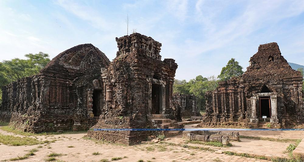 Kỳ bí khu đền tháp Mỹ Sơn