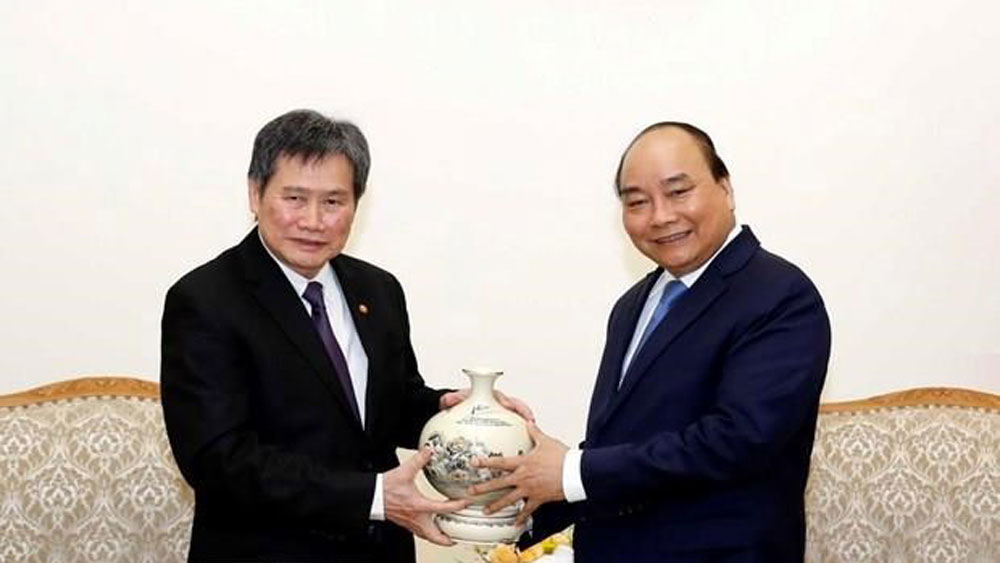 Prime Minister receives ASEAN Secretary General