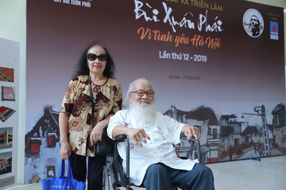 Bui Xuan Phai, Love for Hanoi Awards, award winners, modern art, significant contributions, most outstanding nominations