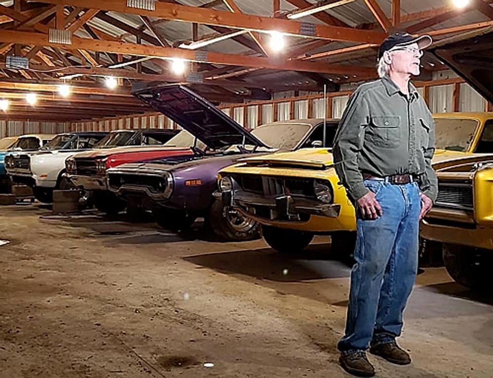 Ford, GM, Chrysler, xe cổ
