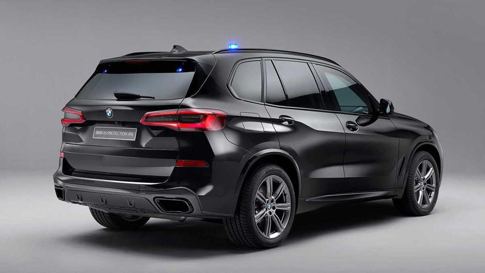 BMW X5, Protection, VR6 SUV, xe chống đạn, súng AK